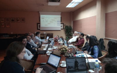 Kick-off PDP4E project meeting at UPM