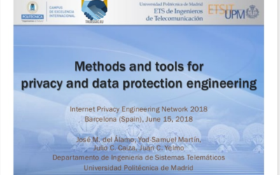 PDP4E present in IPEN Workshop